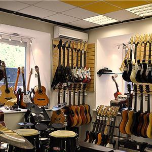 Музыкальные магазины Новоуральска