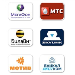 Операторы сотовой связи Новоуральска