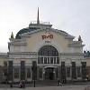 Железнодорожные вокзалы в Новоуральске