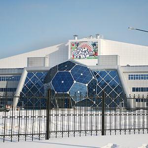 Спортивные комплексы Новоуральска