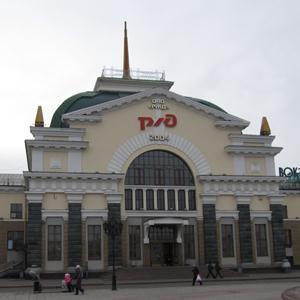 Железнодорожные вокзалы Новоуральска